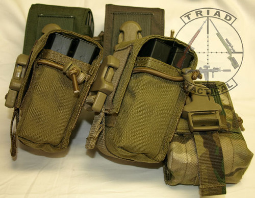 Triad Double Magazine Pouch
