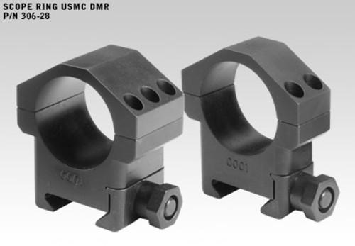Badger Rings 306-28, USMC DMR, 1.031, 30mm