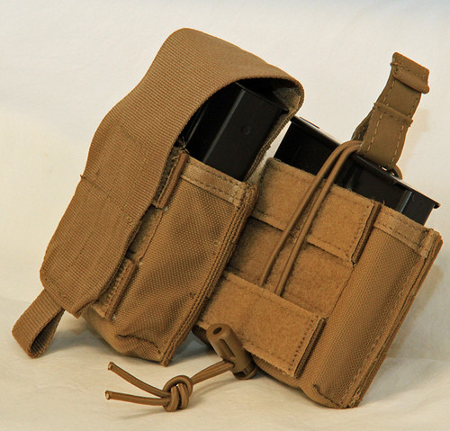 Triad Convertible Magazine Pouch