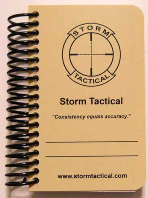 Storm Tactical Pocket Data Book