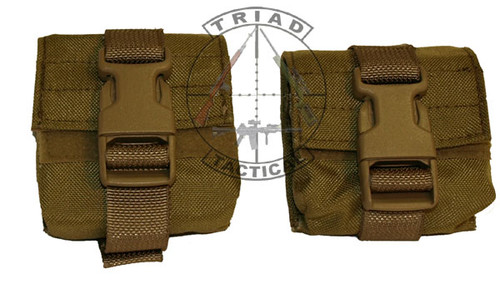 Triad Tactical Single 5 Round AICS/AW Magazine Pouch