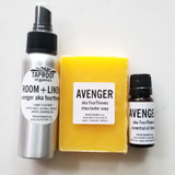 TAPROOT ORGANICS AVENGER SOAP EO ESSENTIAL OIL BLEND SPRAY
