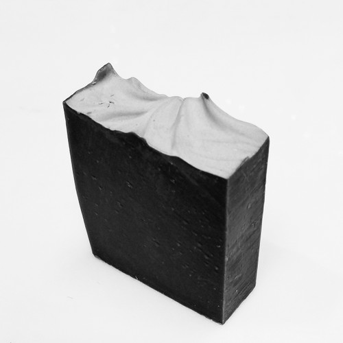 Chocolate Charcoal Patchouli top