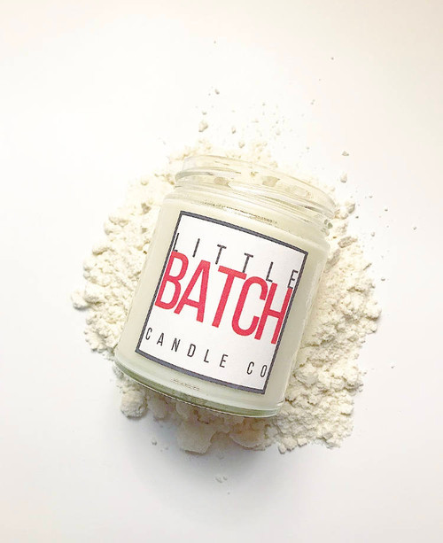 Little Batch Candle 8 oz