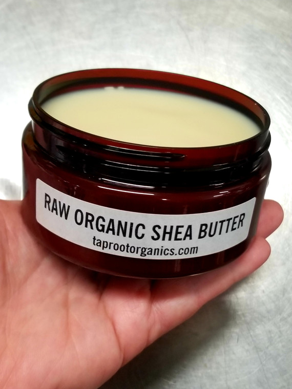 LG RAW SHEA BUTTER BY TAPROOT ORGANICS