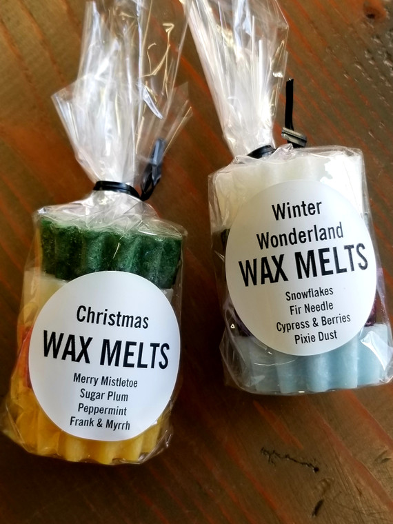 Taproot Organics Wax Melts Seasonal Winter