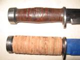 Rebuilding a leather handled Cattaraugus 225Q