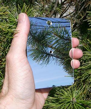 Sun Featherweight Mirror - $3