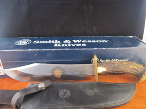 S&W 1998 146th Anniversary Bowie with box and sheath