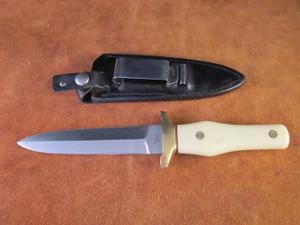 Ka-Bar 2750 Boot knife and sheath