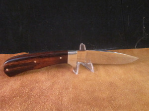 70's Ka-Bar model 1240 drop Point Hunter