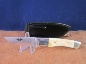 1980's American Blade AB-29 boot knife, sheath and box