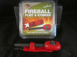 BCB Fireball Flint and striker