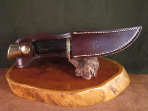 Browning Sportsman model 55 with Olsen Sheath