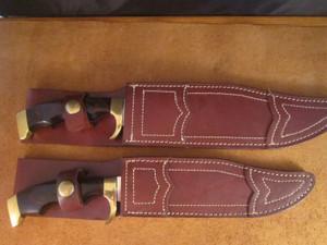 Kershaw Bowies 4071 & 4072 Serial # 430