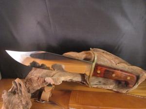 1987 Western W-49 Bowie Knife