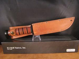 Ka-Bar 1317 Dogs Head Knife NOS