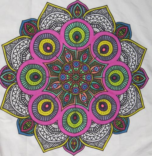 Mandala 3/4 done
