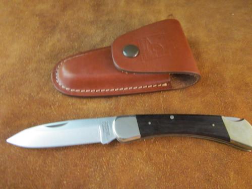 Grohmann R380S Drop Point Folding Hunter Knife