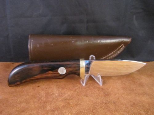 1970's S&W Skinner Model 6070 with sheath