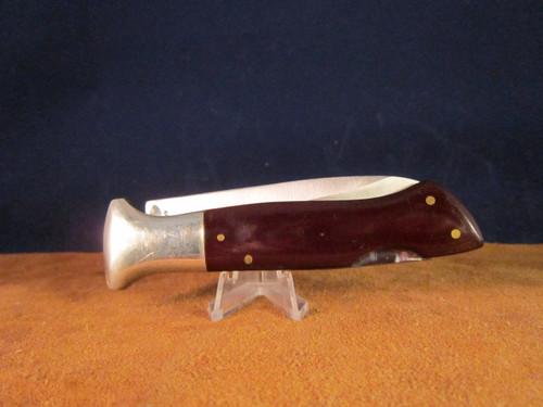 Explorer boot knife model 11-386; Seki, Japan.