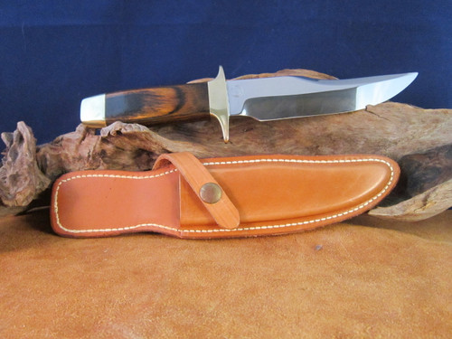 70's S&W Bowie Knife Model 6010 and TR sheath