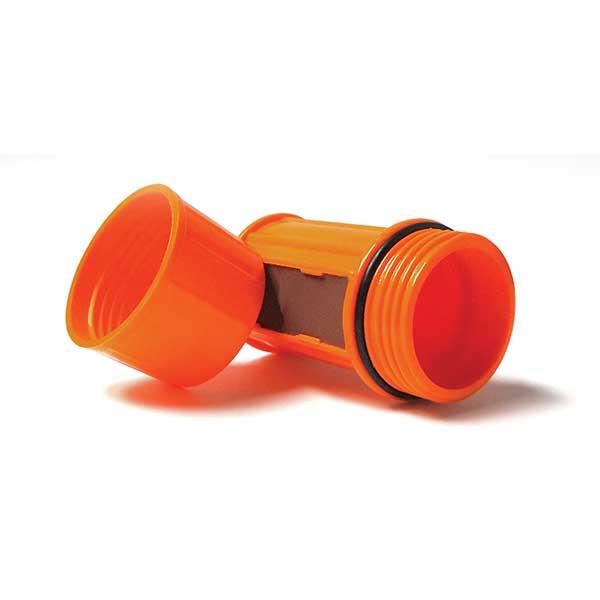 UCO Stormproof Orange Match case $3