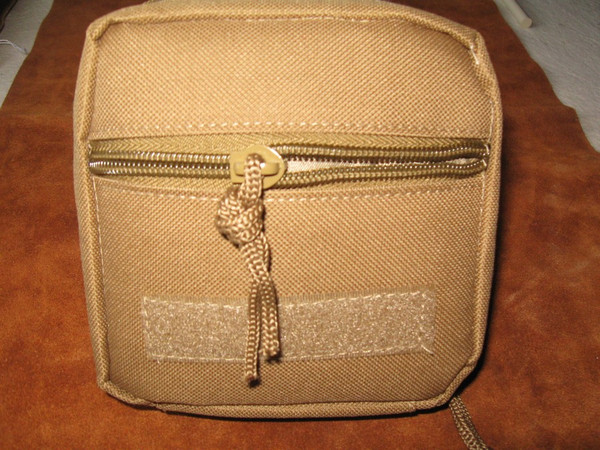 Front of Carry Pouch