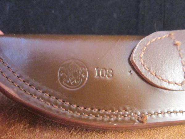 S&W Survival Series Model 6070 Skinner sheath # 108