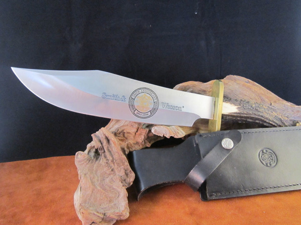 S&W 1998 146th Anniversary Bowie with sheath