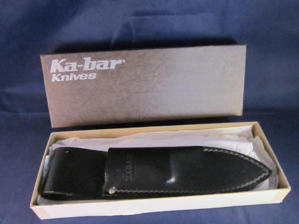70's Ka-Bar model 1240 drop Point Hunter