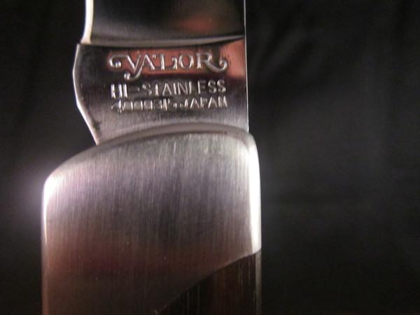 Vintage Valor knife Seki, Japan NOS