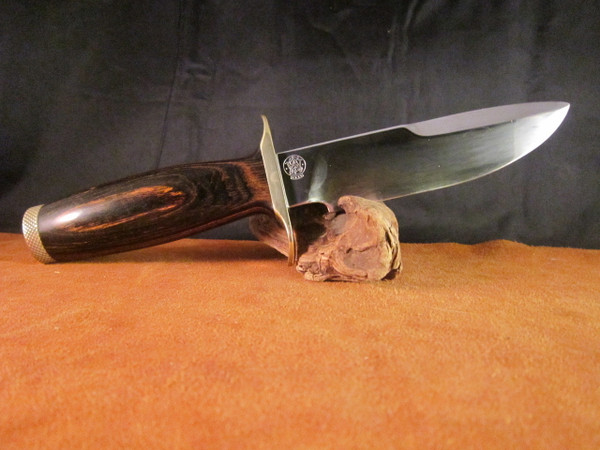 1978 S&W Survival Bowie Model 6030 with sheath