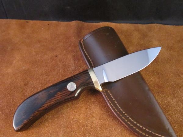 1970's S&W Skinner Model 6070 with sheath