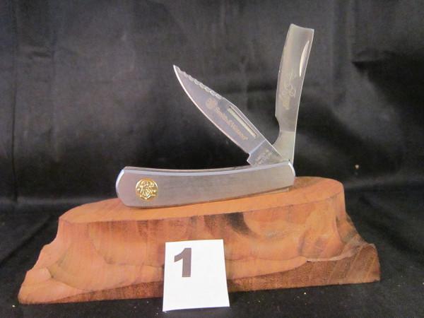 Smith & Wesson CKRD Bullseye Razor Knife