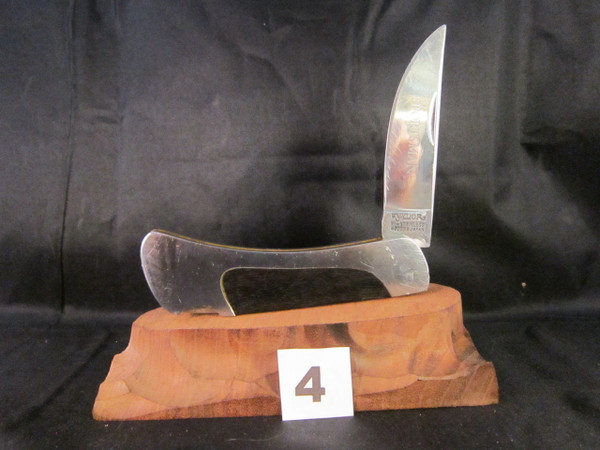 Vintage Valor Super Sport knives Model 315 Made in Seki, Japan