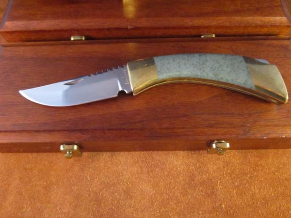 1980's Browning Jades Series Knives