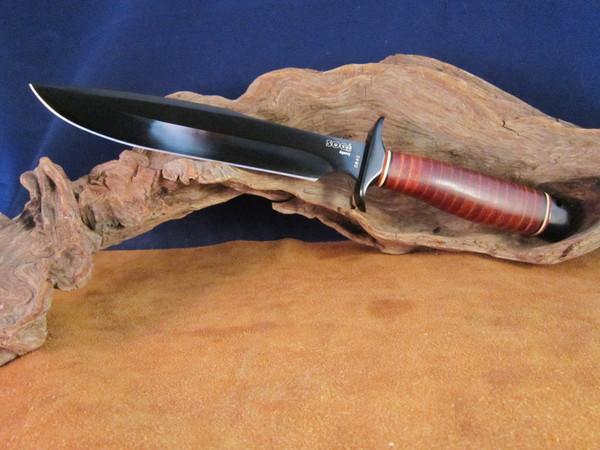 SOG Agency AG-02 knife and sheath NOS