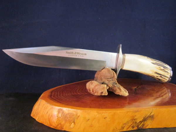 S&W Custom Bowie knife