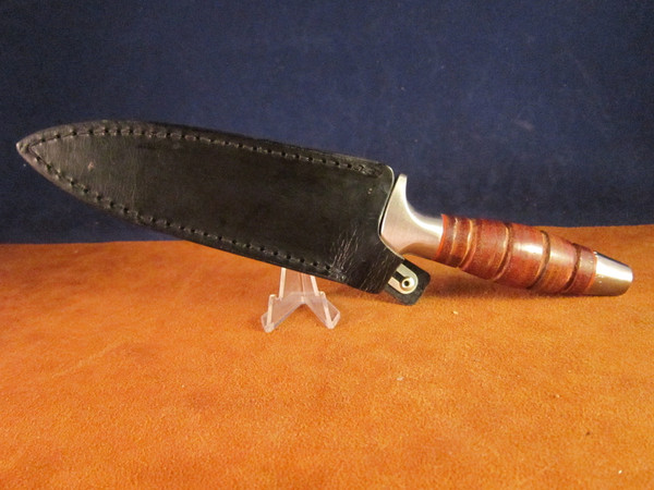 Vintage Compass Industries C.I. model  567 Commando Knife
