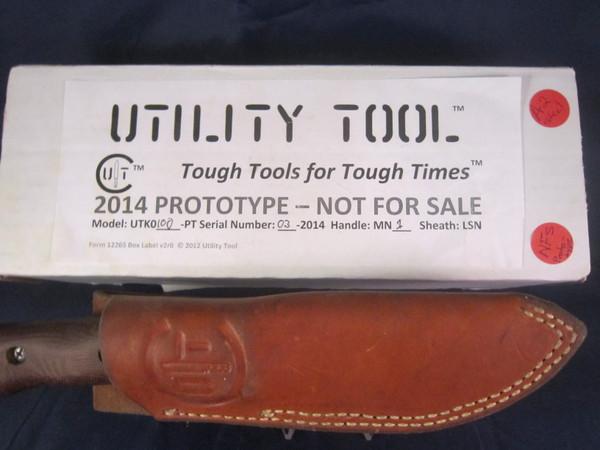 Utility Tool & Knife UTC-0100 prototype 3 of 6