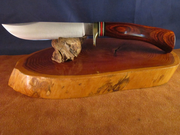 1998 Marbles Expert II knife with Cocobolo handle