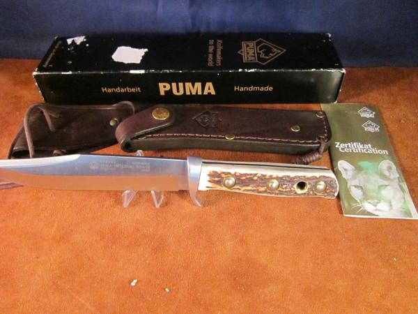 2009 Puma Bowie NIB Packaging