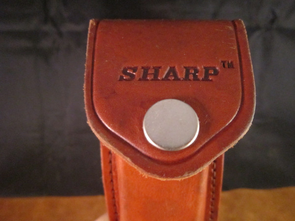 70's Sharp Brand 300 folder, made in Seki, Japan