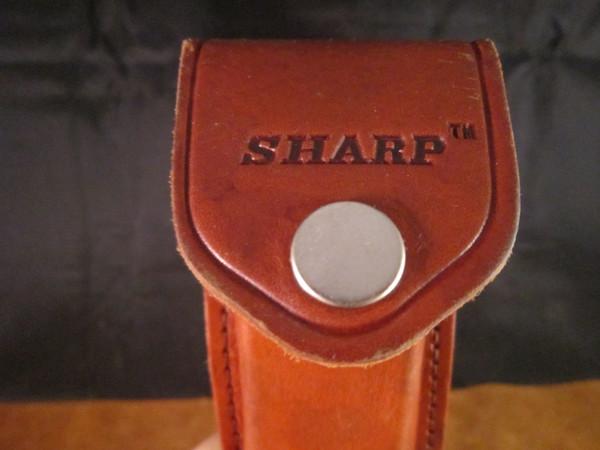 70's Sharp Brand 300 folder, made in Seki, Japan