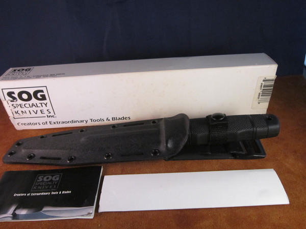 SOG Seal Team 2000 S37K- NOS with box