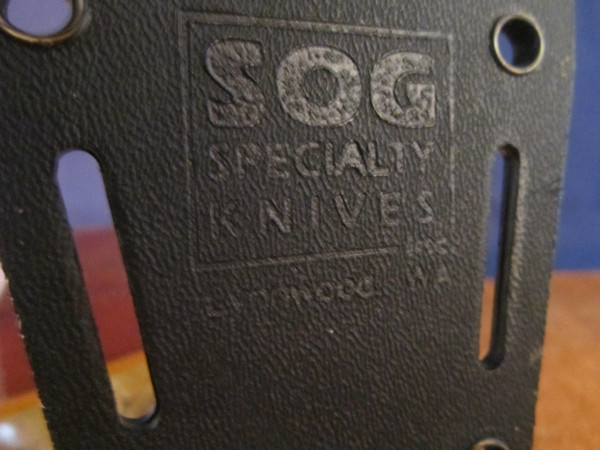 SOG Seal Team 2000 S37K- NOS