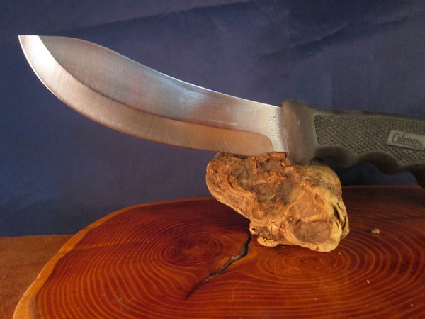 1987 Western/Coleman R14 Sainless-Steel Outdoor Knife