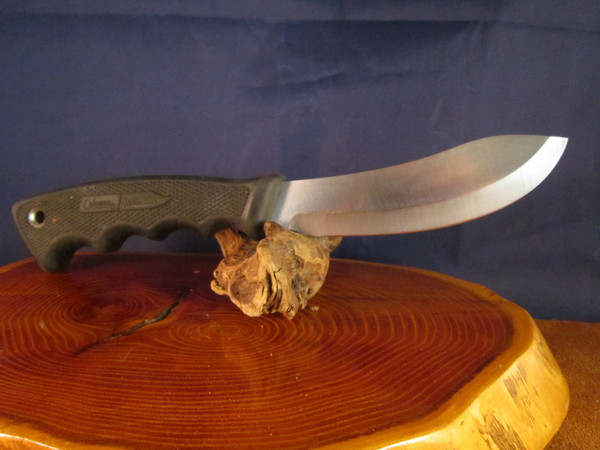 1987 Western/Coleman R14 Sainless-Steel Outdoor Knife