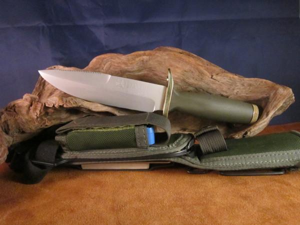 1980's Bianchi Nighthawk ll Military M-1400 knife- NOS